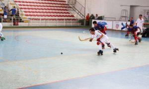 1º Torneio Internacional de Hóquei Sobre Patins.