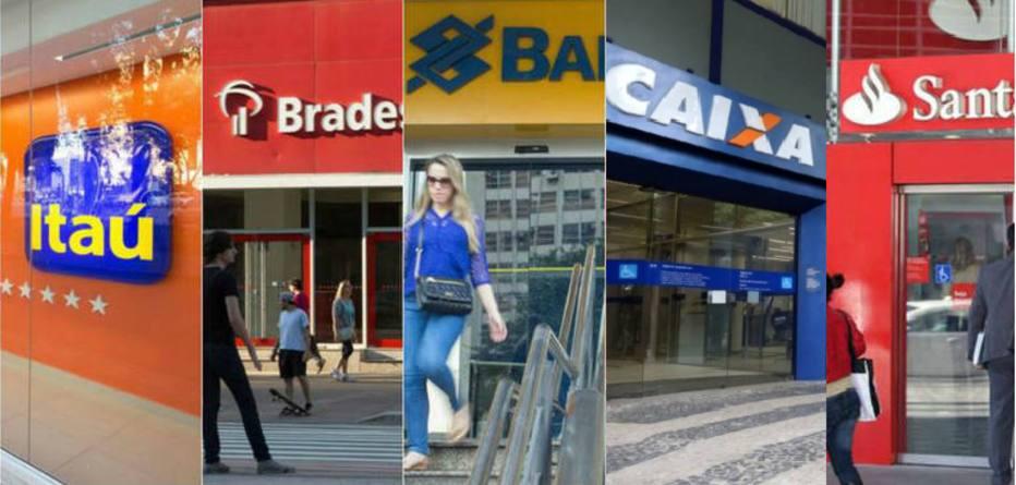 Resultado de imagem para agencias bancarias